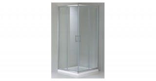 Corner Shower Box 100X100X190