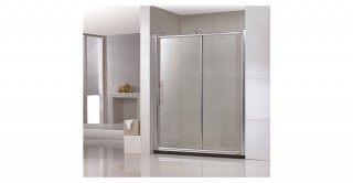 Bigroller Shower Door 120X190 CM