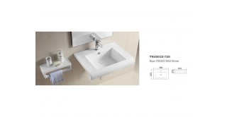Foggia Wall Hung Basin