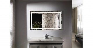Ciel Wall Mirror With Light