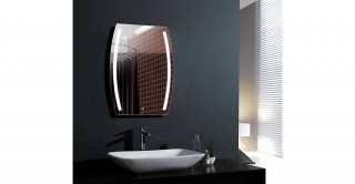 Jago Wall Mirror With Light