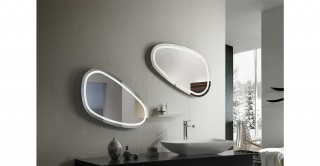 Kemy Wall Mirror With Light
