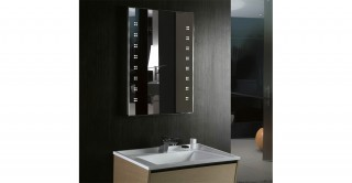 Savio Wall Mirror With Light