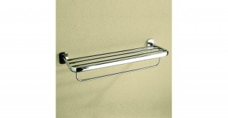 Spanning Towel Shelf