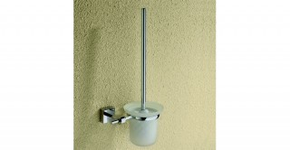Square Toilet Brush Holder