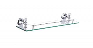 Crystal Glass Shelf