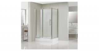 Bigroller Shower Box 120X90X190CM