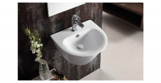 Smily Wall Hung Basin