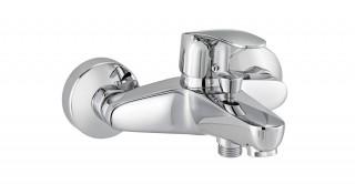 Kludi Rak Pearl Brass Bath Mixer