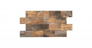 Etna Jet Fuego 33.3X66.6 Wall Tile