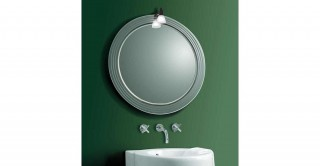 Chunni Wall Mirror