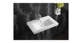 Catania Wall Hung Basin
