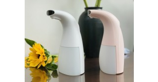 Daffodil Auto Soap Dispenser 250ml Pink - Foam