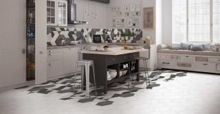 Boreal Blanco 23X27 Wall Tile