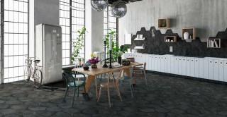 Boreal Antracita 23X27 Wall Tile