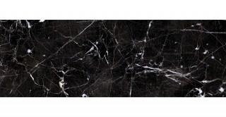 CARRARA Brillo Glossy Black 20x60 Wall Tiles