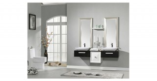 Prestige Cabinet With Basin,Mirror & Shelf
