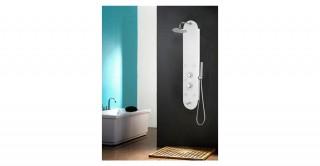 Oval Shower Panel