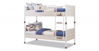 Royal Brown Kids Bunk Bed