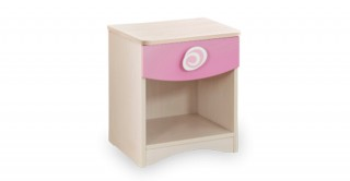 Cilek Sl Princess Kids Bedside Cabinet