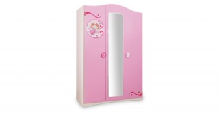 Cilek Sl Princess Wardrobe
