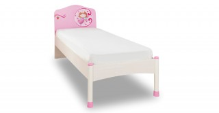Cilek Sl Princess Kids Bed