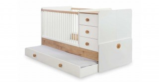 Cilek Natura Baby Cot Bed