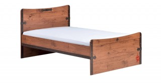 Cilek Black Pirate Kids Bed