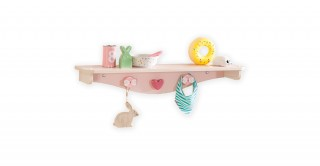 Cilek Baby Girl Wall Unit