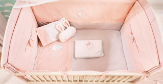 Cilek Baby Girl Duvet Cover Set