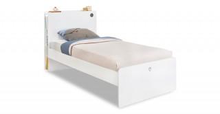 Cilek White Kids Bed