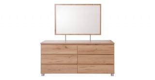 Cooper Jr. Kids Dresser With Mirror