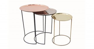 Dolly Nested Tables