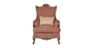 Monte Vista 1 Seater Sofa Pink