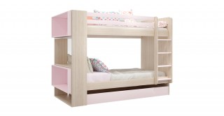 Skittle Kids Bunk Bed