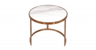 Caicos End Table 55X48 cm