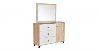 Anica Dresser With Mirror