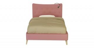 Marten Pink Kids Bed