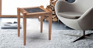 Utzon End Table