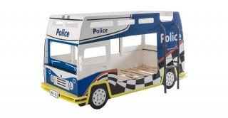 Police Kids Bed