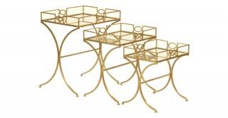 Johan Nested Tables