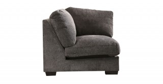 Miami Corner Part Sofa Dark Grey
