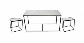 Liya Console & Two Tables