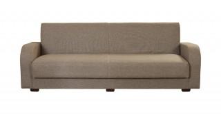 Effie Taupe Sofa Bed