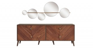 Laurus Buffet With Mirror