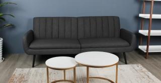 Jessy Grey Sofa Bed