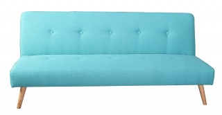 Tia Blue Sofa Bed