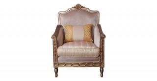 Rhodes 1 Seater Sofa Beige