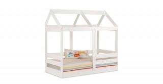Joy In White Kids Bed