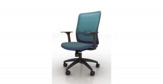 Carl Chair Dark Blue